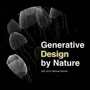 Generative : Design : by Nature