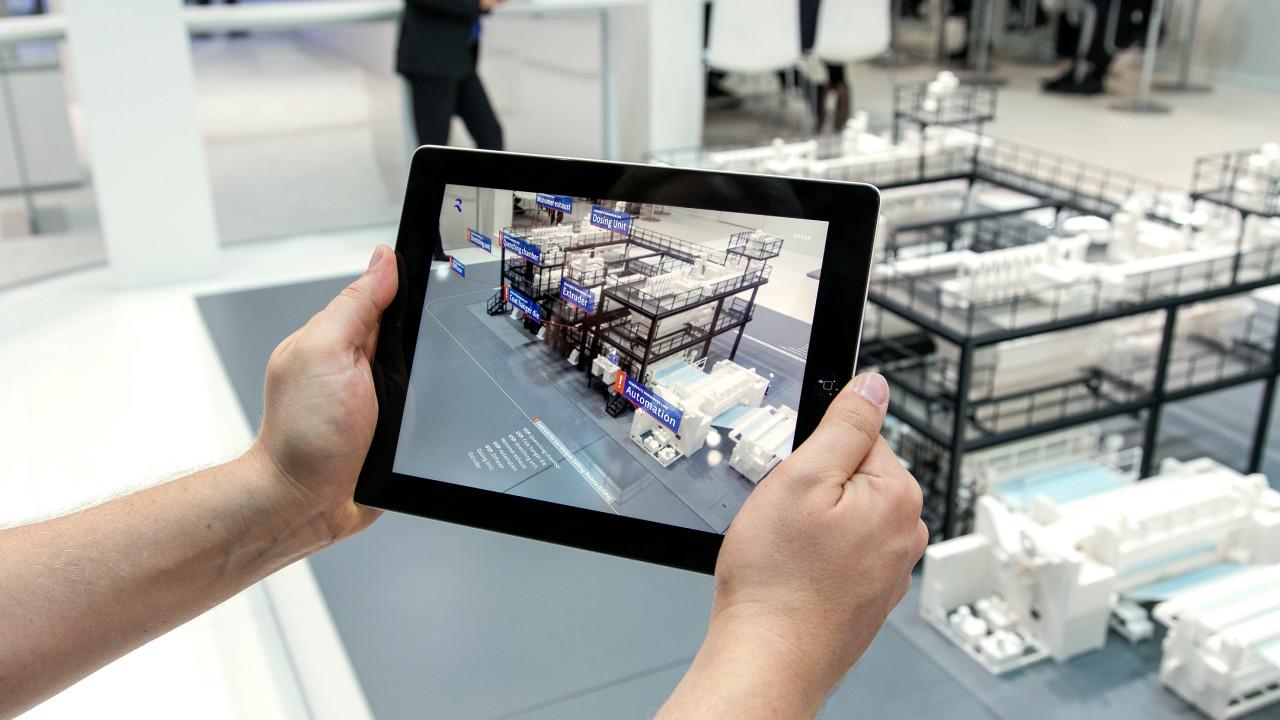 Reifenhäuser Augmented Reality App